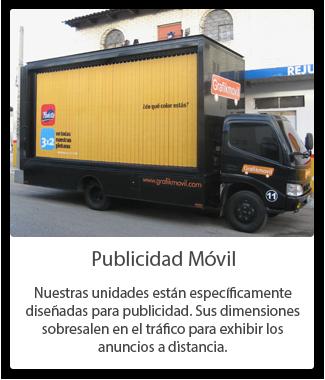 Publicidad Móvil Guatemala
