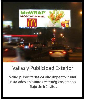 Vallas y Publicidad Exterior Guatemala